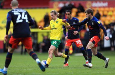 Norwich City v Luton Town - Sky Bet Championship