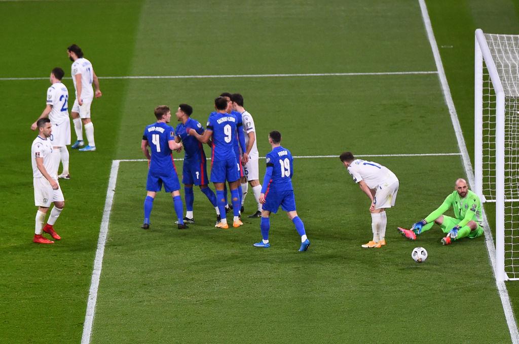 Inghilterra - San Marino - Qualificazioni Mondiali 2022 Qatar