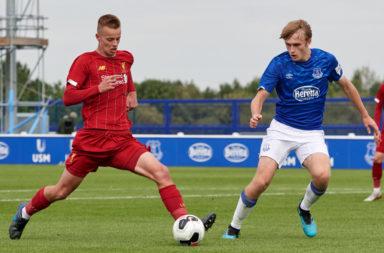 Everton v Liverpool: U18 Premier League