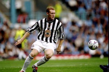 Steve Watson of Newcastle