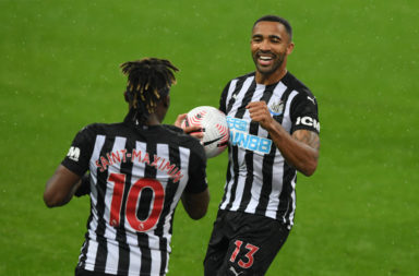 Newcastle United v Burnley - Premier League