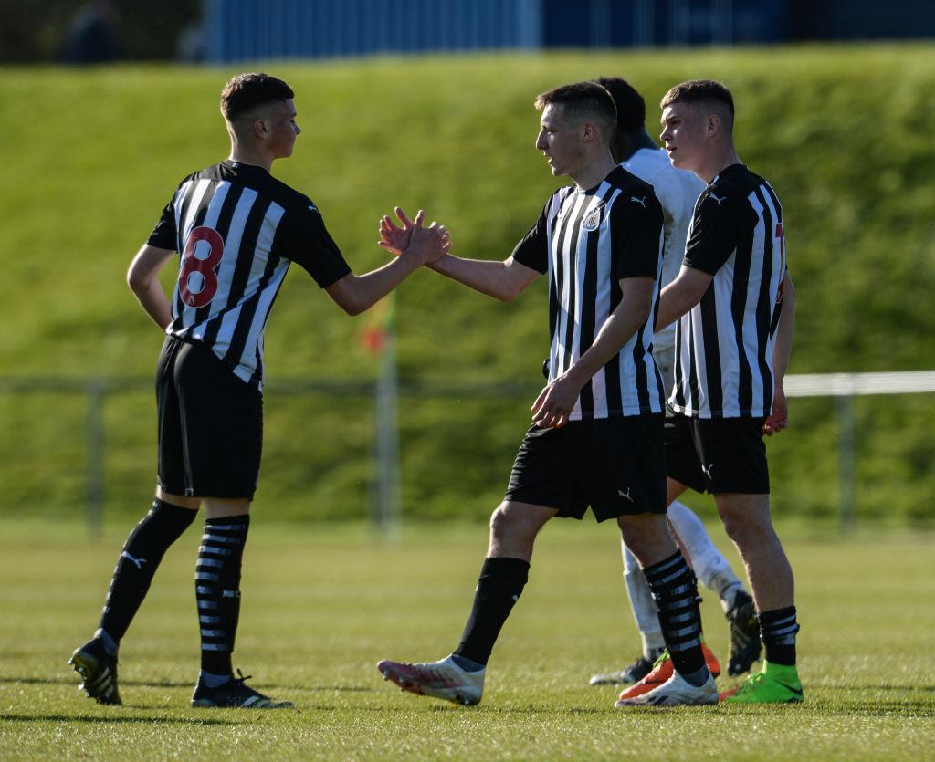 Newcastle United U18 v Leeds United U18: FA Youth Cup