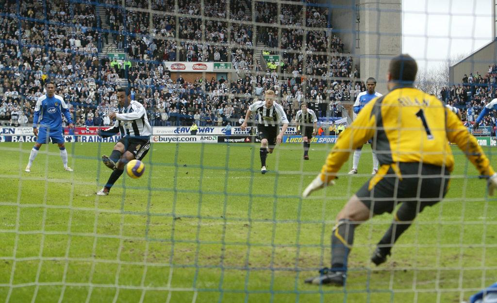 Wigan Athletic v Newcastle United