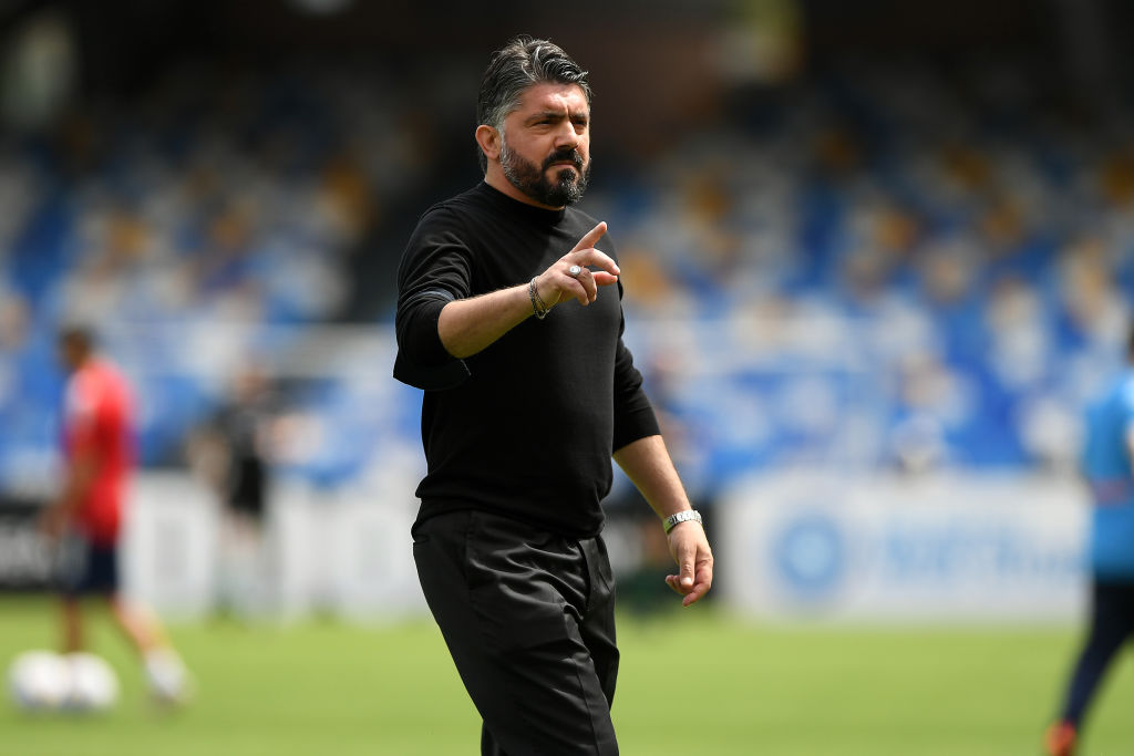 Newcastle have stuck with Steve Bruce, while Gattuso got the job at Fiorentina.