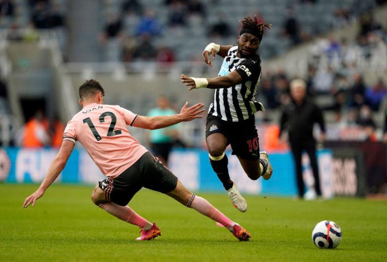 Newcastle transfer news: Rafa Benitez eyeing Allan Saint ...