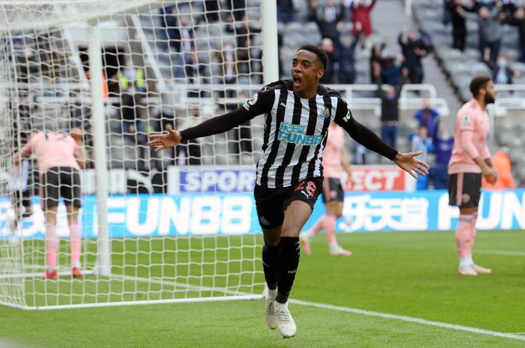 Newcastle United v Sheffield United - Premier League