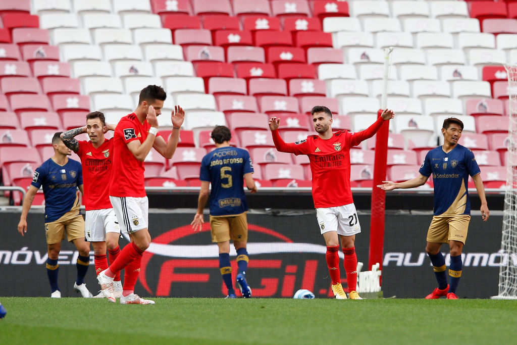 SL Benfica v CD Santa Clara - Liga NOS