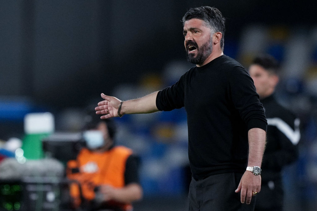Gennaro Gattuso was reportedly a target for Newcastle United.