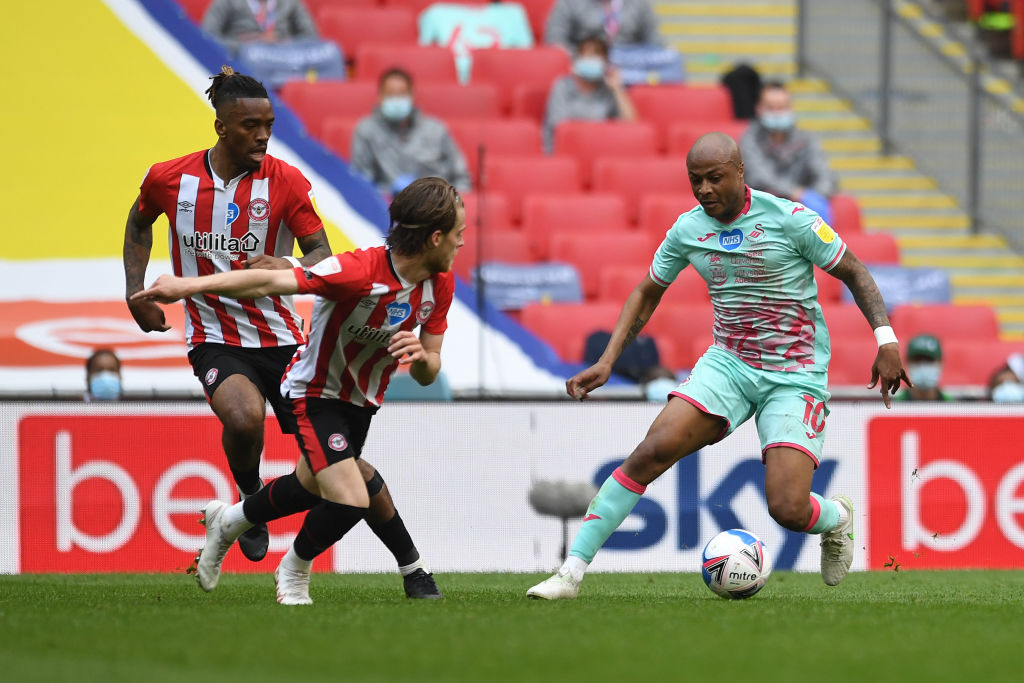 Brentford v Swansea City - Sky Bet Championship Play Off Final