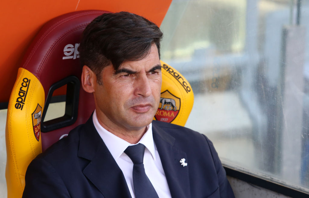 Paulo Fonseca is reportedly in talks with Newcastle's Premier League rivals Tottenham.