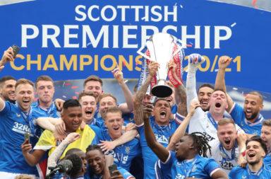 Rangers v Aberdeen - Scottish Premiership
