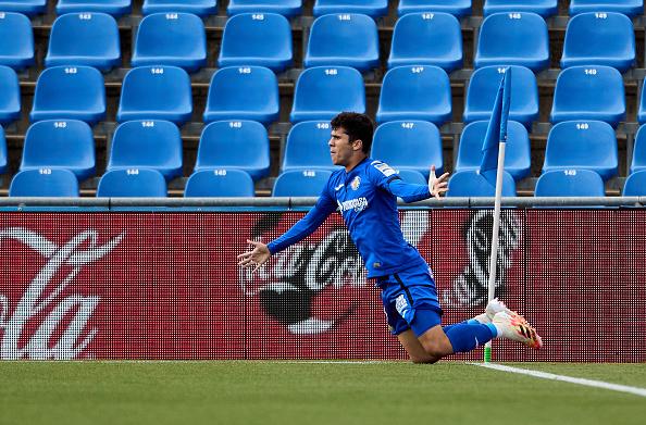 Getafe CF v Levante UD - La Liga Santander