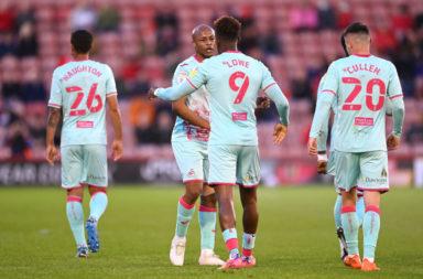 Barnsley v Swansea City - Sky Bet Championship Play-off Semi Final 1st Leg