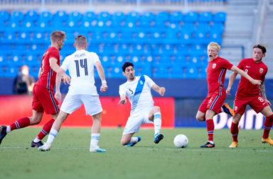 Norway v Greece - International Friendly