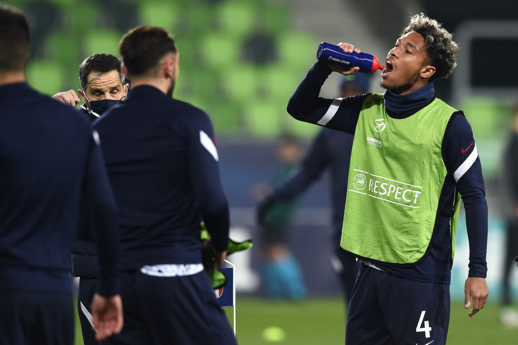 France v Denmark - 2021 UEFA European Under-21 Championship