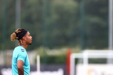 Southampton Pre-Season Training Session