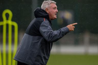 Newcastle United Pre-Season Training Session