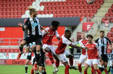 Rotherham v Newcastle United: Pre-Season Friendly