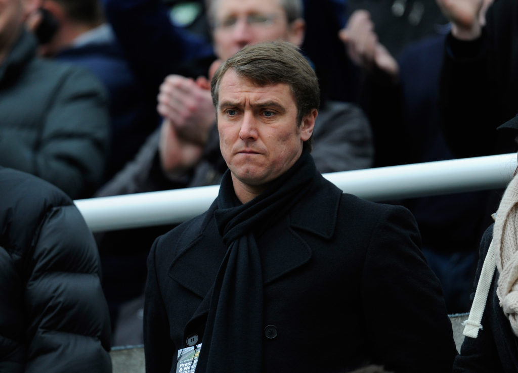 Bobby Clark is the son of former Newcastle player Lee Clark.