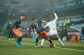 Montpellier HSC v Olympique de Marseille - Ligue 1 Uber Eats