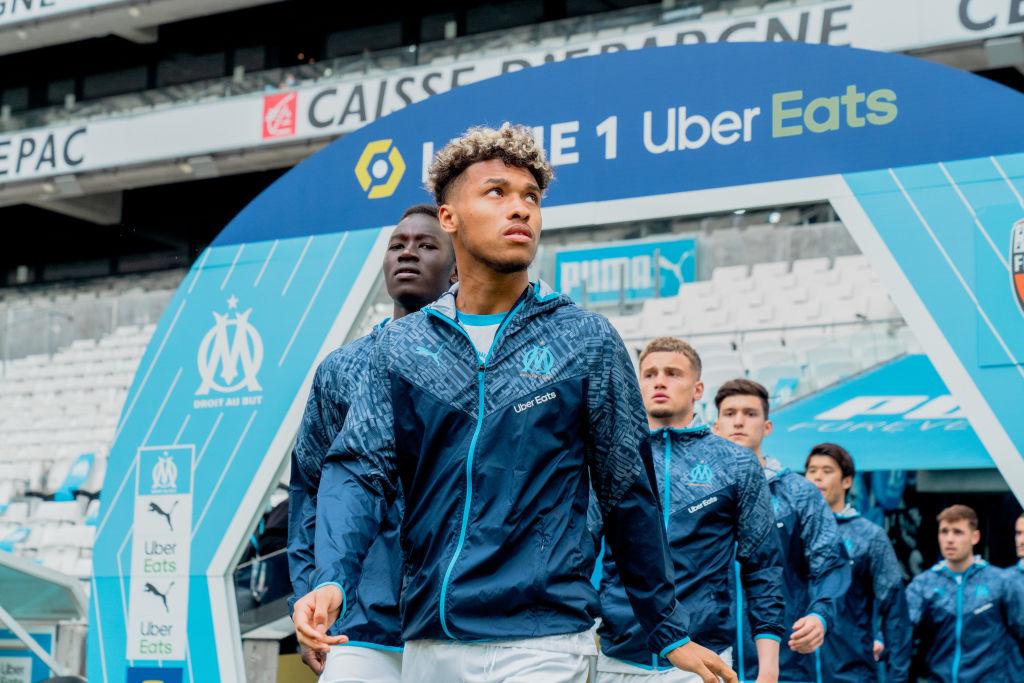 Olympique de Marseille v FC Lorient - Ligue 1 Uber Eats