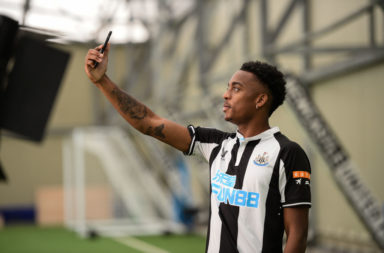 Newcastle United Unveil New Signing Joe Willock