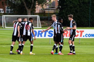 Newcastle United v Reading: Premier League 2