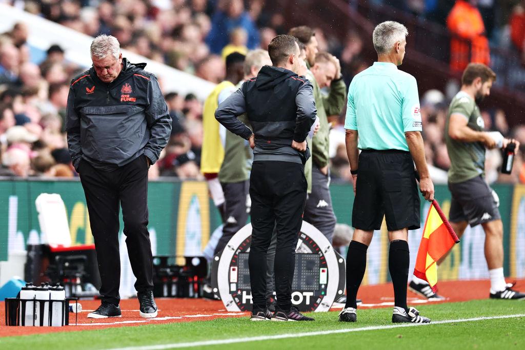 Aston Villa v Newcastle United - Premier League