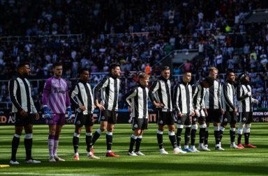 joe willock Newcastle United v Southampton - Premier League