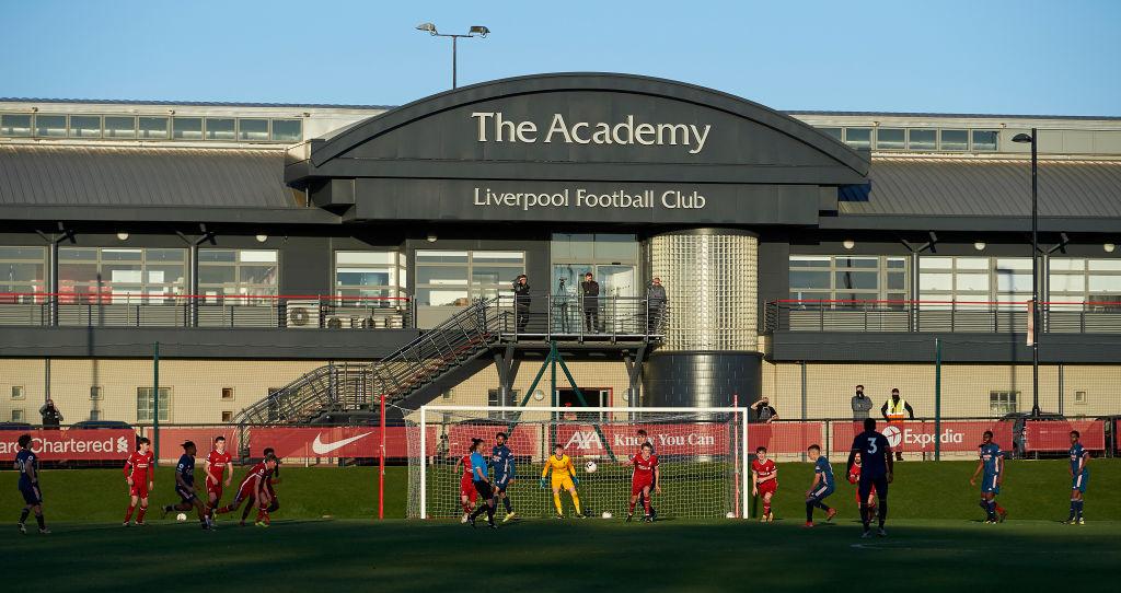 Liverpool U23 v Arsenal U23: Premier League 2