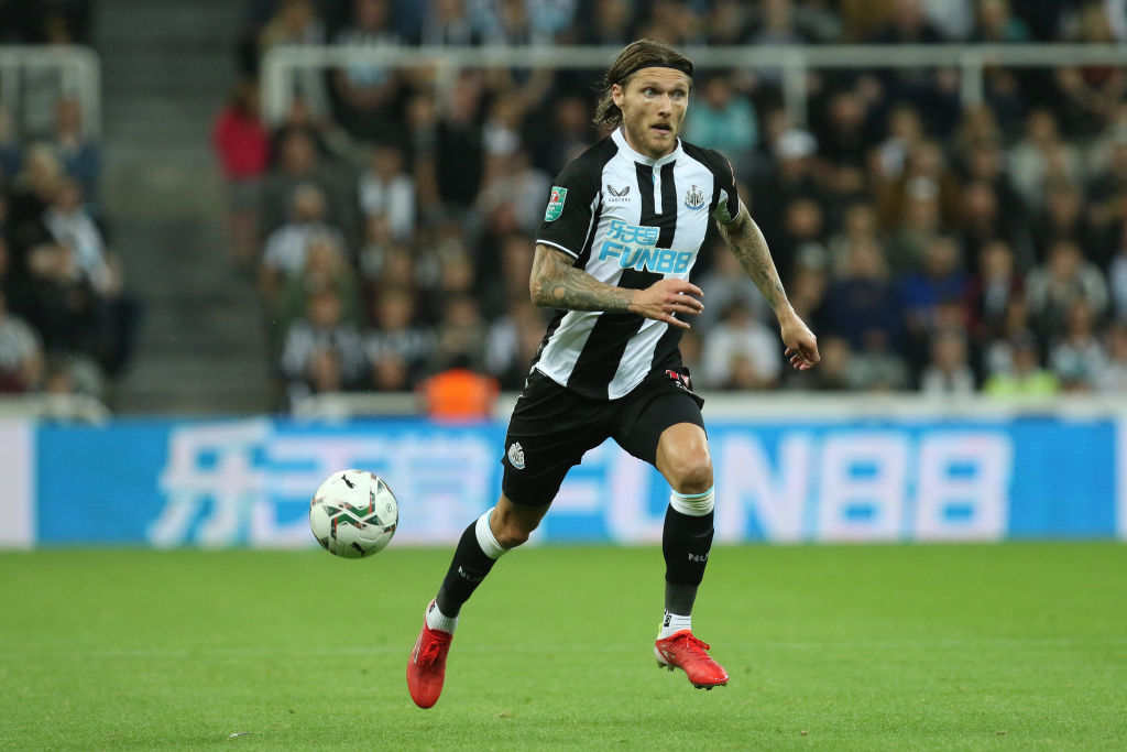 Newcastle United v Burnley - Carabao Cup Second Round