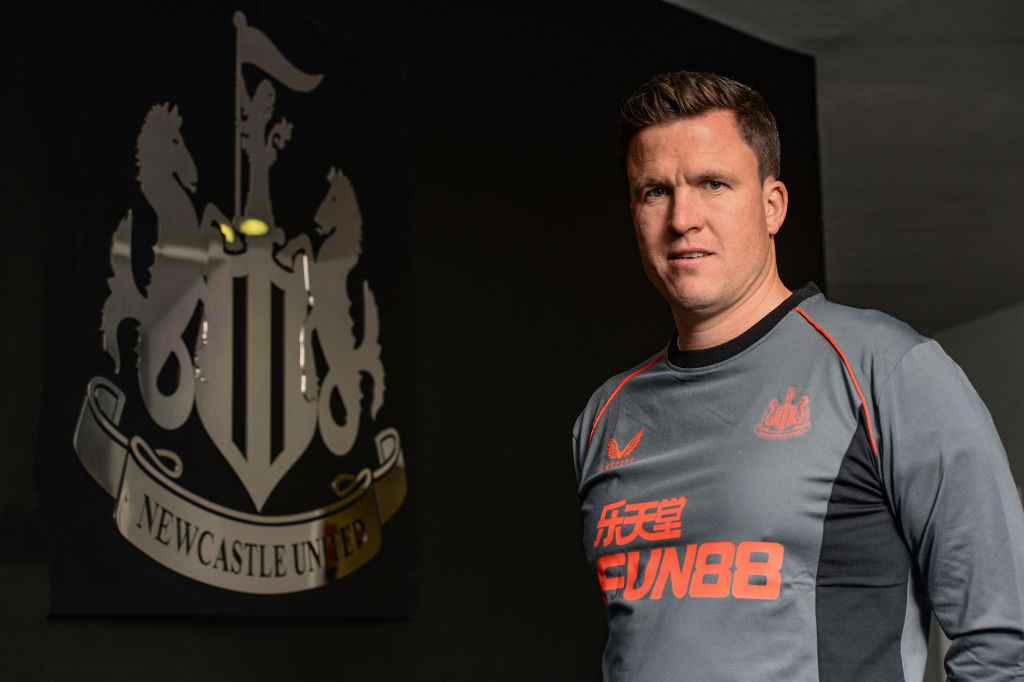 Gary Caldwell Announced as Newcastle United U23 Interim Manager