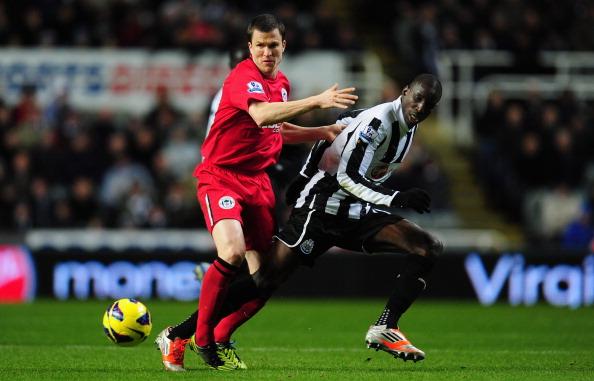 Newcastle United v Wigan Athletic - Premier League