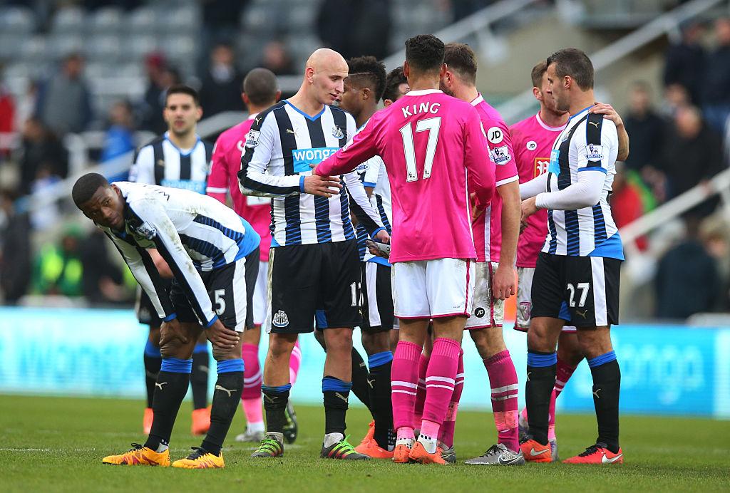 Newcastle United v A.F.C. Bournemouth - Premier League