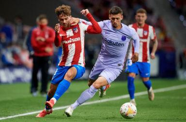 Club Atletico de Madrid v FC Barcelona - La Liga Santander