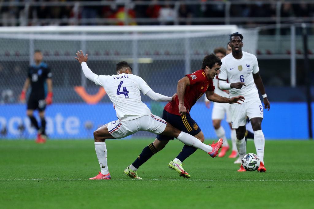Spain v France - UEFA Nations League Final