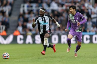 Newcastle United v Tottenham Hotspur - Premier League