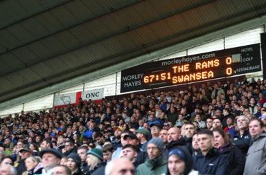 Derby County v Swansea City - Sky Bet Championship
