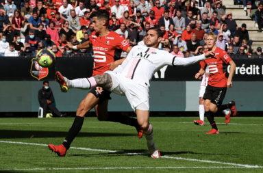 Rennes v Paris Saint Germain - Ligue 1 Uber Eats