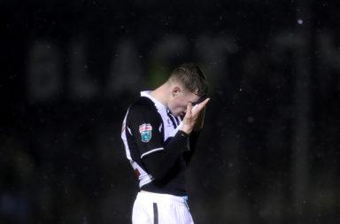 Harrogate Town v Newcastle United U21's - Papa John's Trophy EFL Trophy