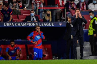 Atletico Madrid v Liverpool FC: Group B - UEFA Champions League