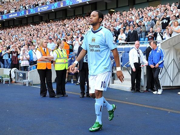 Soccer - Barclays Premier League - Manchester City v Chelsea - City of Manchester Stadium